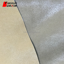 High quality 100% pu material fashion fabric leather products