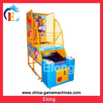 Redemption arcade basketball game machine - Happy Baby (RM-EL 2205)