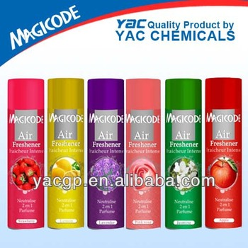 Aerosol cleaner manufacturer 300 ml automatic spray air freshener