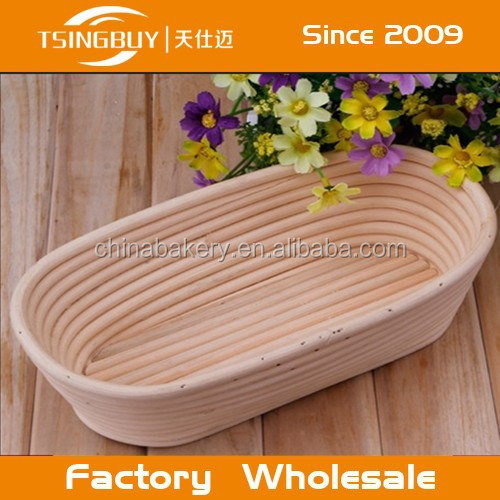 High quality rattan cane banneton - bread proofing basket - vannerie banneton