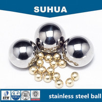 3.969mm AISI304 stainless steel ball for bearing