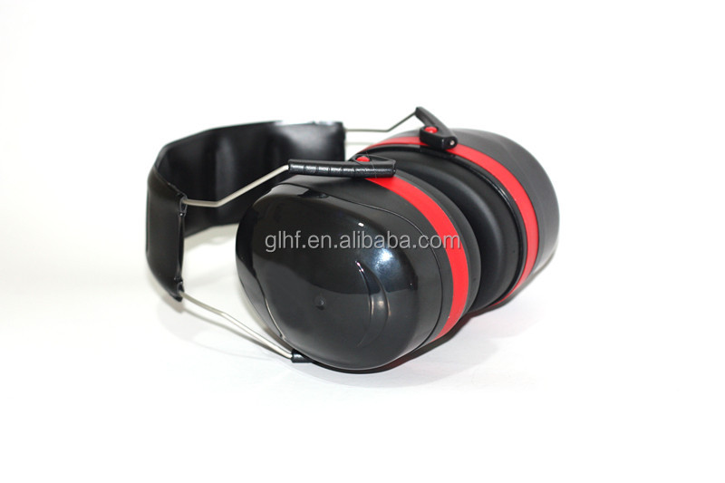 SilentSound Shooting Ear Muffs - Hearing Protection 35 dB NRR Sound Technology