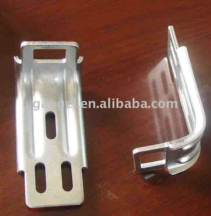 bending sheet metal door component