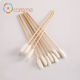 High Quality Sterile Wooden Stick Large Cotton Swab For Medical Use