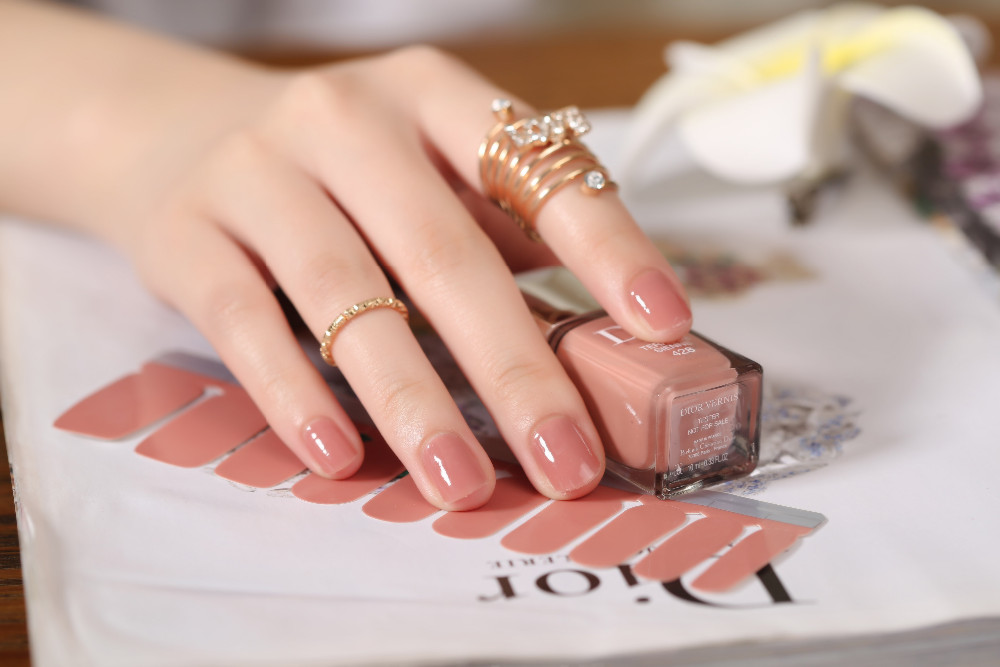 Hot Selling New York Pure Nude Color High Quality Beautiful Nail Art ...