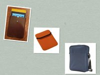 tablet cover and tablet shoulder bag