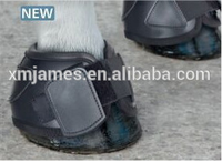 Deluxe No-turn Horse Bell Boots