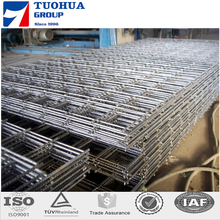 Concrete Reinforcing Roll Galvanized Welded Wire Mesh For Building