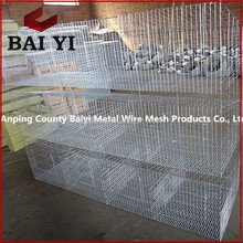 Low Carbon Steel Wire Rabbit Cage Sale