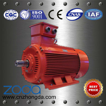 Y2 Series low rpm high torque ac motor