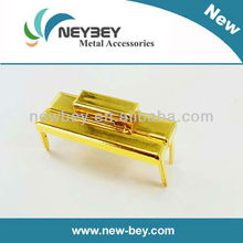 Metal latch lock for leather box BL801 in pair