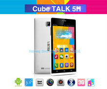 "Cube Talk 5H A5300 Original 3G Phone 5.5"" Dual SIM Card Slot MTK6589 Quad Core Android 4.2 IPS GPS Bluetooth 1G/4G"