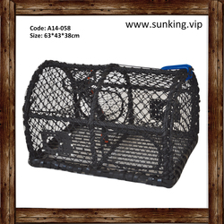 A14-058 Pass Certification Cheap Price Nylon Crab of Fishing Net