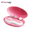 LED Lighted Nail Care Beauty Salon Manicure Styling Tool in Travel PP Case