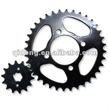 high quality CD70 SET motorcycle sprocket