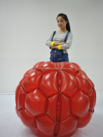 Inflatable Belly Bumper Ball Blow Up Inflatable Buddy Ball