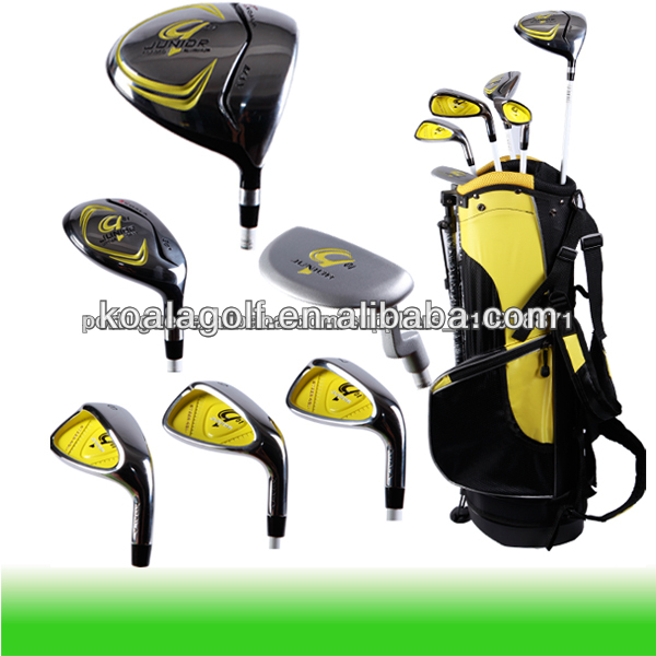 Latest and Newest Designed Junior Golf Club Set