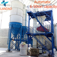 Plants Manufacturing Automatic Dry Granulation Cement Mixing and Packing Machine