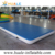 Air track factory manufacture swimming pool air mat gymnastics floor for training