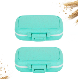 Daily pill case weekly medicine box pill box