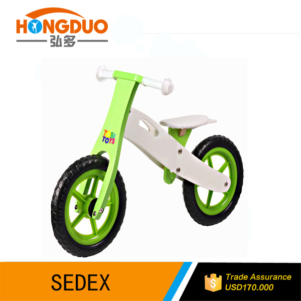 children wood bike / kids wood bike