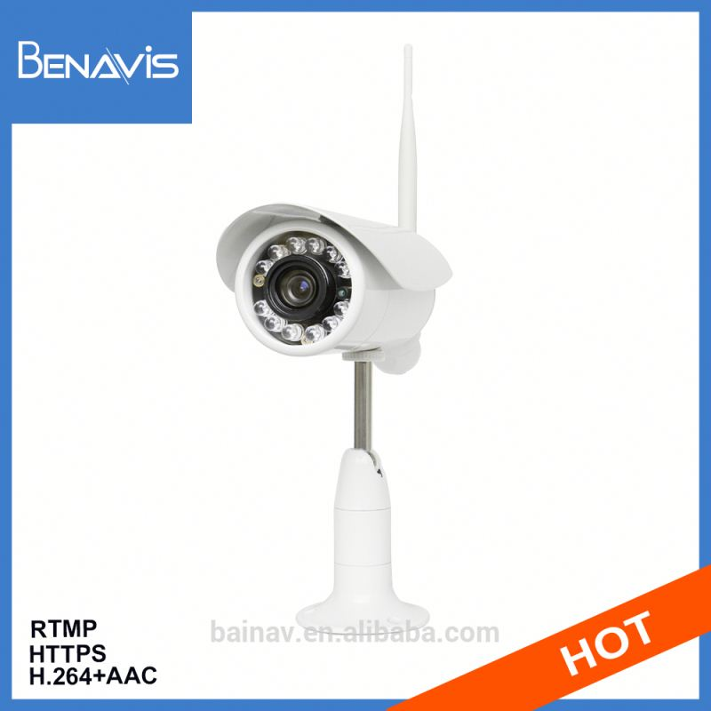 High quality 2000Tvl Signet Cctv Wireless Camera De Surveillance Exterieur