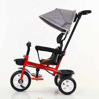 factory cheap price triciclo kids baby tricycle,china wholesale 4 in 1 baby tricycle,hebei xingtai factory baby tricycle