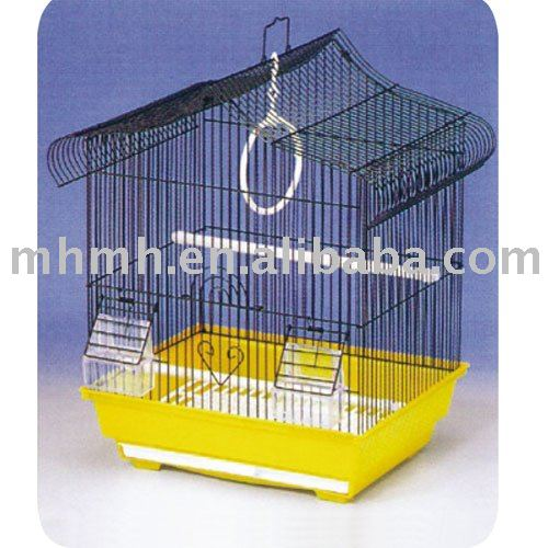 Portable Iron Bird Cage