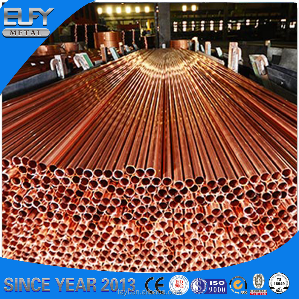 Must purchase here is the manufactures C11000 seamless copper pipe price per kg