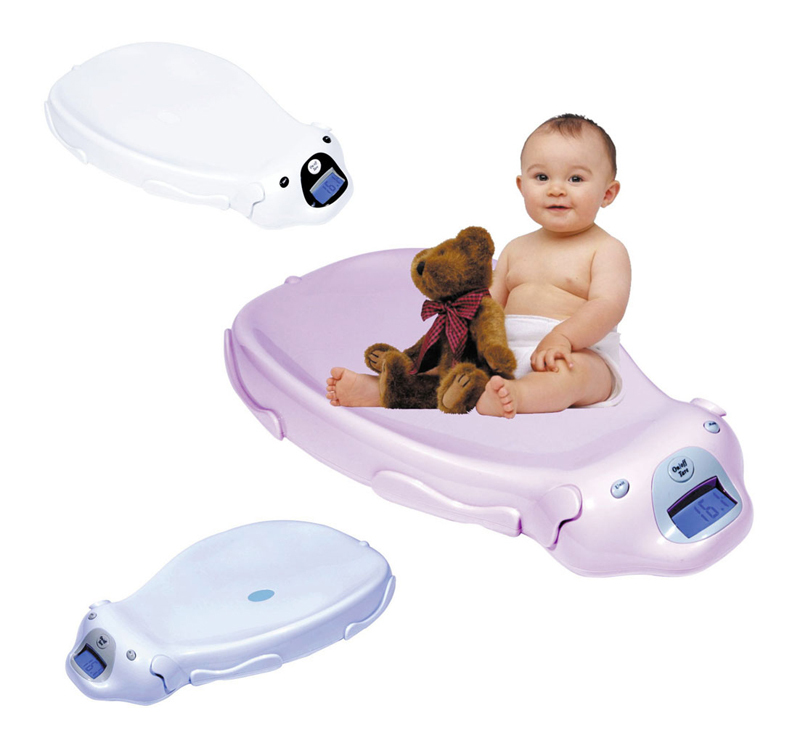 Sunny Cheap 20kg Bear shape Electronic Digital Baby Weighing Scale