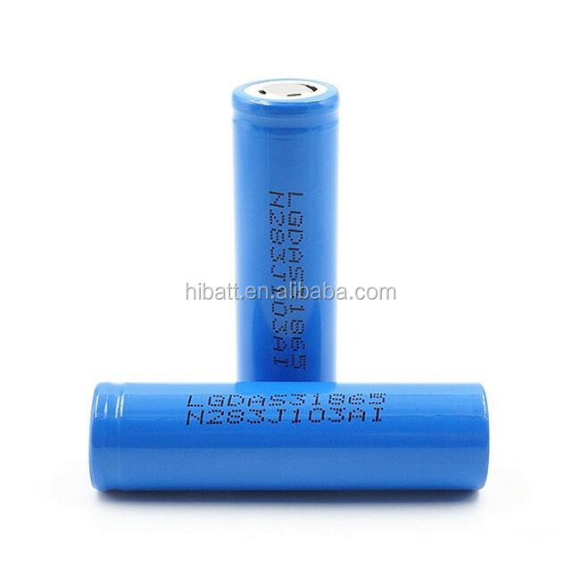 Lithium ion LG S3 battery ICR18650 2200mAh 3.7V power 8.14Wh for battery pack