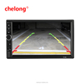 7 inch car MP5 MP3 MP4 1080P Car Stereo Touch Screen FM Player Video Audio Radio USB TF Double Din Bluetooth MP5 7018B