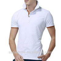 Men's Fashion Short Sleeve Polo Shirt, New Design Shirt For Summer Wholesale