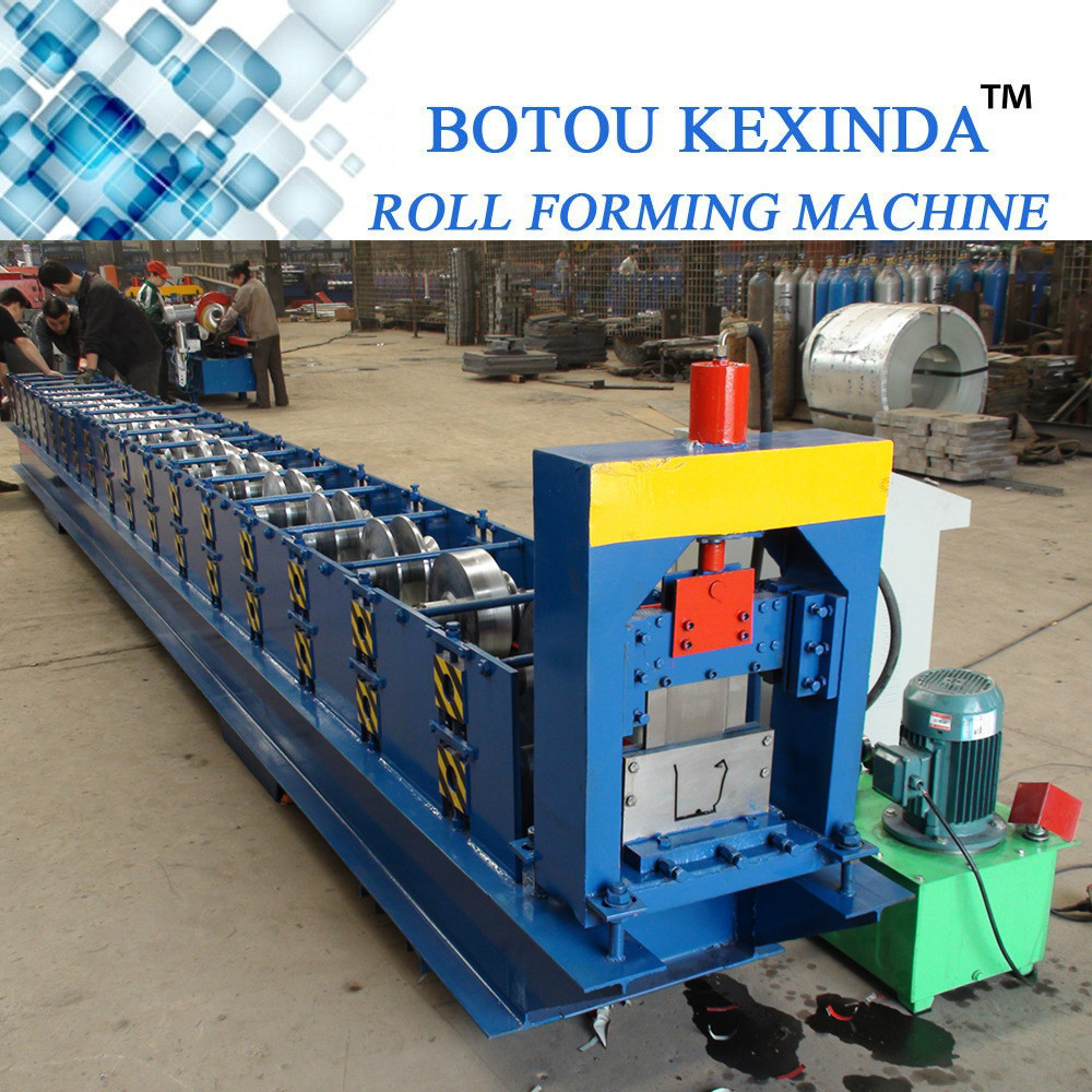 HOT sale high quality down pipe roll forming machine,downpipe gutter roll forming machine,down pipe tile making machine