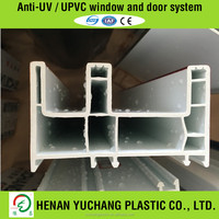 Sliding Window and Door 80 UPVC Profile