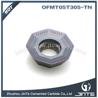 Face Milling Inserts CNC Tungsten Carbide Mill Inserts Cutting Tools