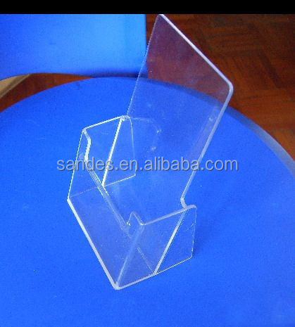 Clear Desktop Acrylic Book Holder