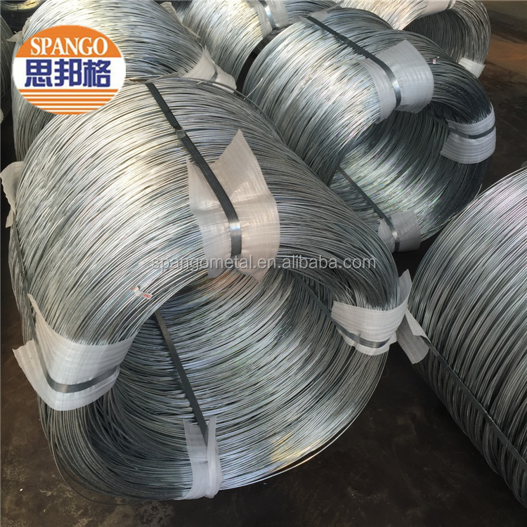 Anping hot sale elecro/hot dipped galvanizd iron wire with low price
