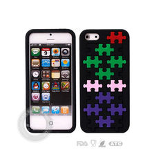 Fashion silicone cell phone case in bulk 2013