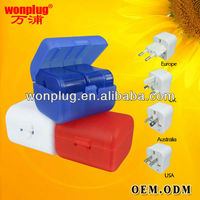 High Quality Universal Travel Adaptor Reliance Travel Malaysia