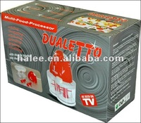 Dualetto Food Processor As Seen On TV