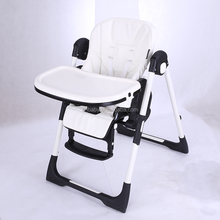 Wholesale Portable Folding Steel Baby High Chair For Feeding/ China factory directly production hot sale baby high chair