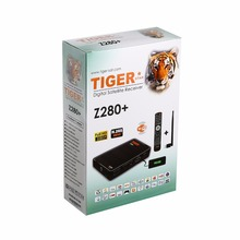 Tiger Z280+ Satellite Receiver 3 months Red IPTV Set Top Box