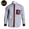BSCI/SA8000 latest shirt designs casual shirt men's dress shirt