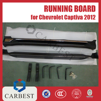 High Quality Running Board for Chevrolet Captiva 2012