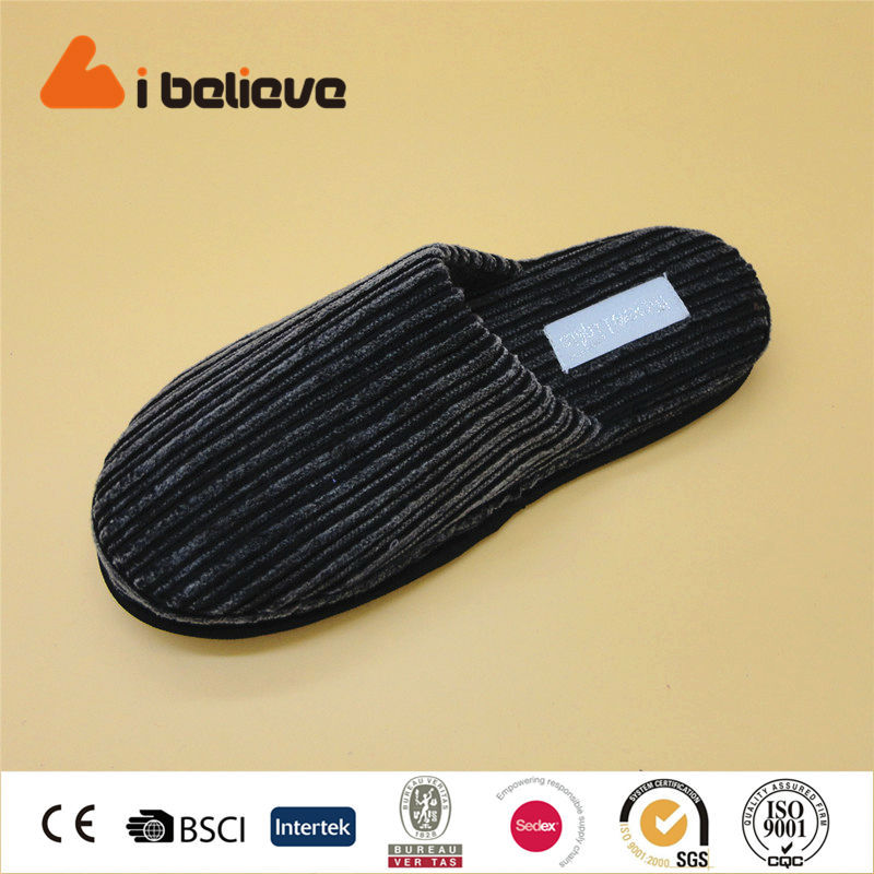 2016 fashion footwear man casual shoe cheap hotel <strong>slipper</strong>