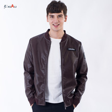 Wholesale Brand Quality Cheap Bulk Men Pakistan Leather Jacket Made In China