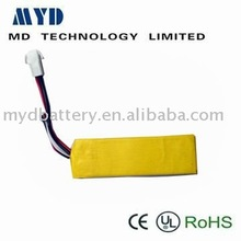 11.1v 5000mah lithium polymer battery pack for RC aeromodelling,electronic tools