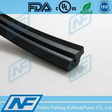 EPDM CR NBR SR PVC rubber profile