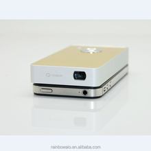 HD 1080P Media Player Power Bank Mobile Cinema cheap passive 3d projector